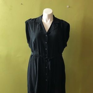 Coldwater Creek 2X Shirt Dress